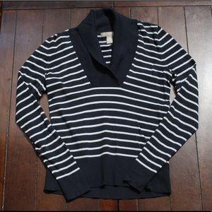 Banana Republic Striped Sweater - Size XS